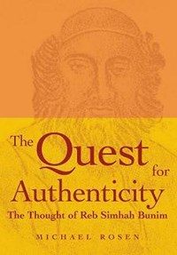The Quest for Authenticity