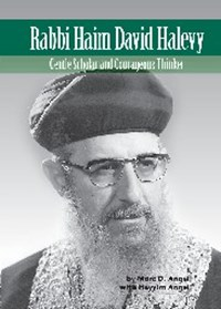 Rabbi Haim David Halevy